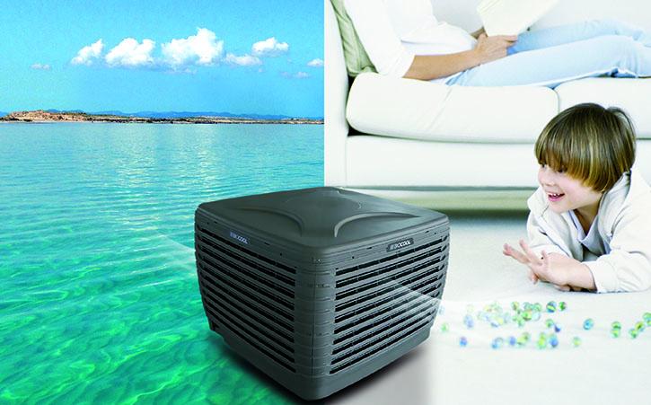 climatizador de agua